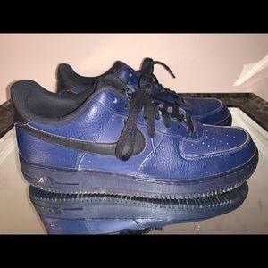 Nike Air Force 1 Low Binary Blue Men's Sneakers